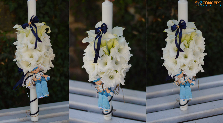 Lumânări Botez Concept Events